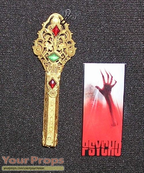 Psycho original movie prop