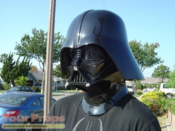 Star Wars Revenge Of The Sith Darth Vader Helmet Rots Master Replicas