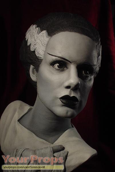 Bride of Frankenstein replica movie prop