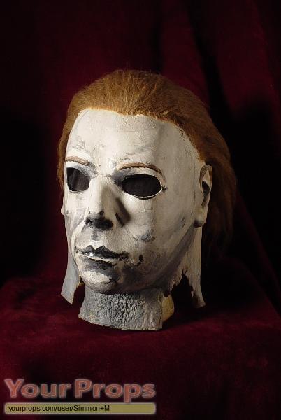 Halloween Michael Myers mask. replica movie prop
