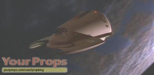 Star Trek  Deep Space Nine original model   miniature
