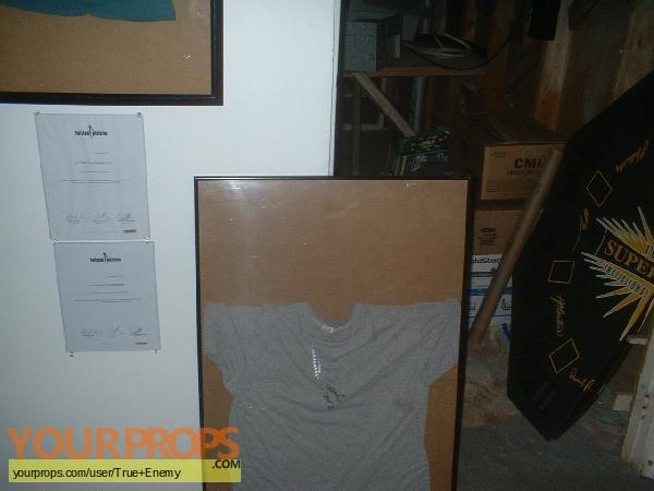 Saw II original movie costume