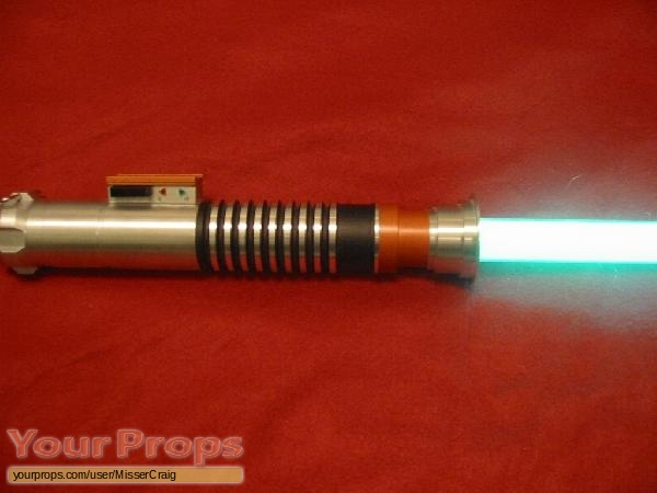 Star Wars  Return Of The Jedi replica movie prop weapon