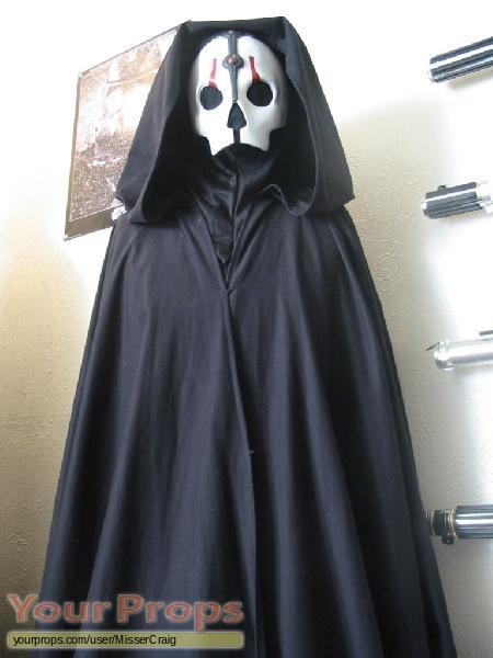 Star Wars video games replica movie costume