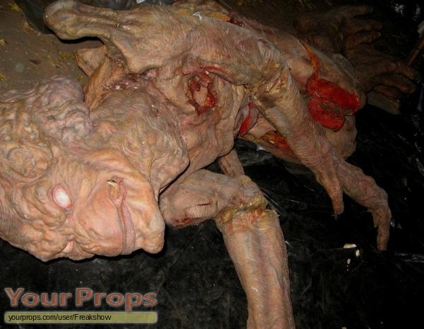 Pumpkinhead II  Blood Wings original movie prop
