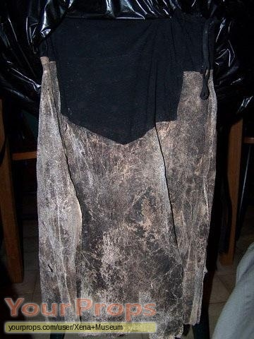 Xena  Warrior Princess original movie costume