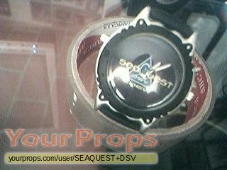 SeaQuest DSV original film-crew items