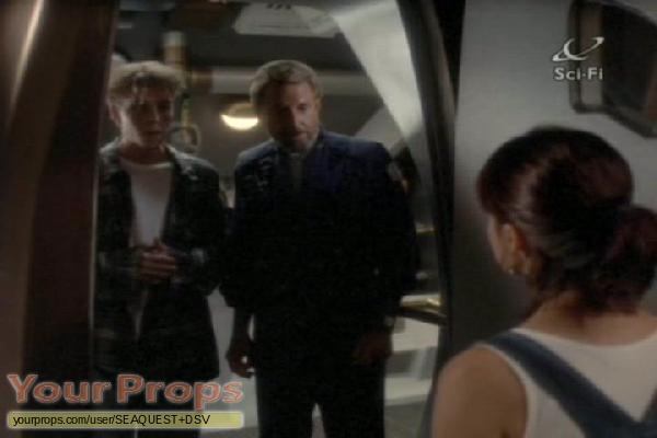 SeaQuest DSV original production material