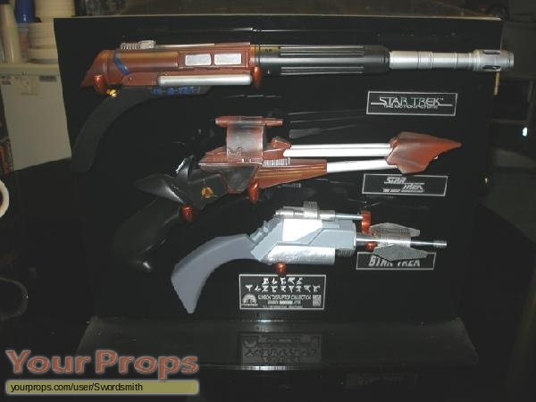 Star Trek  The Original Series Icons Replicas movie prop weapon