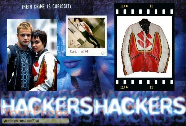 Hackers original movie costume