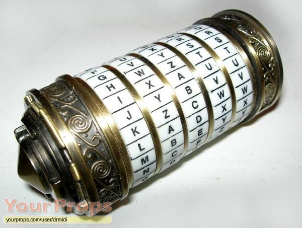 The DaVinci Code The Noble Collection movie prop