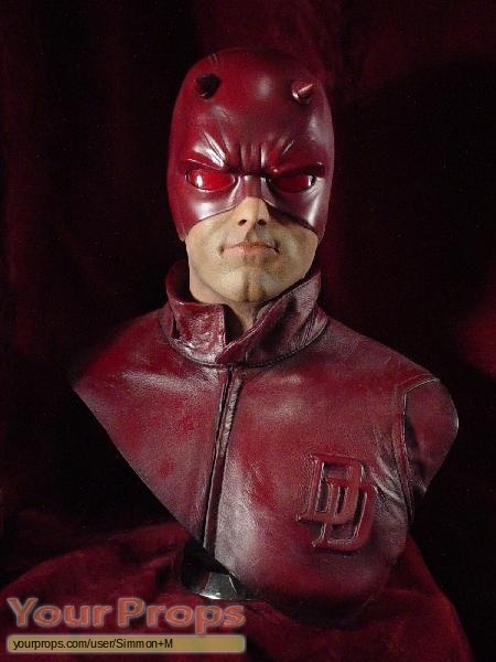 Daredevil replica movie prop