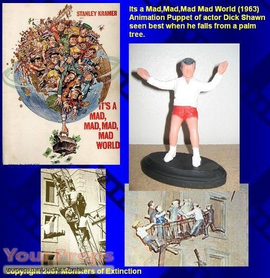 Its a Mad Mad Mad Mad World replica movie prop