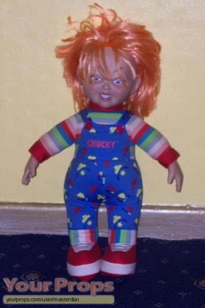 Childs Play replica movie prop