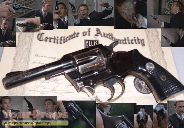 The Untouchables original movie prop weapon