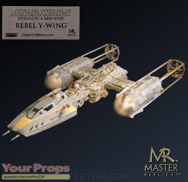 Star Wars  A New Hope Master Replicas model   miniature