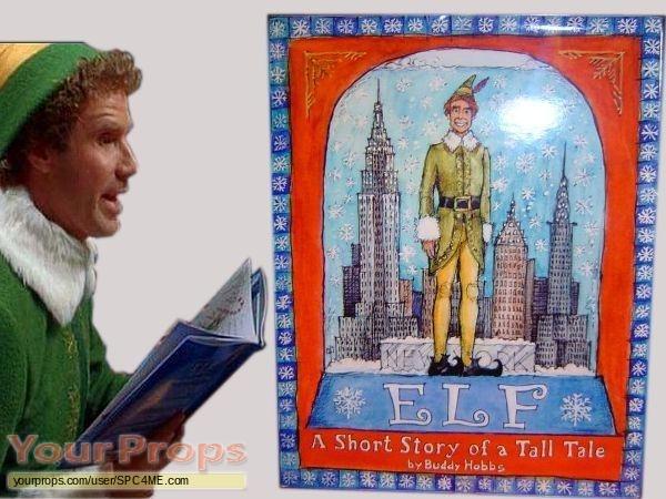 Elf original movie prop