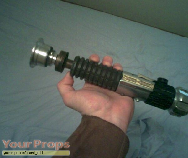 Star Wars  A New Hope replica movie prop weapon