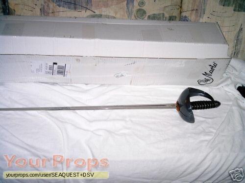 Zorro replica movie prop weapon
