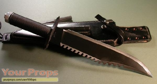 Rambo  First Blood Part 2 replica movie prop
