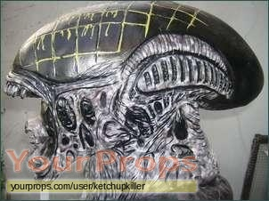 Alien vs  Predator replica movie costume