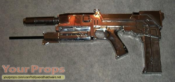 Terminator 3D  Battle Across Time replica movie prop weapon