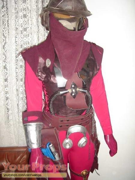 Star Wars Prequel Trilogy replica movie costume