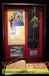 James Bond  A View To A Kill original model   miniature