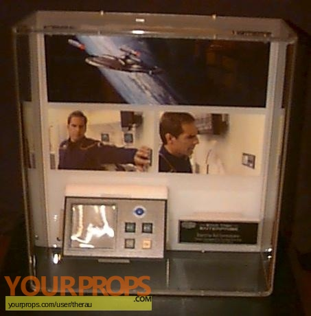 Star Trek  Enterprise original movie prop
