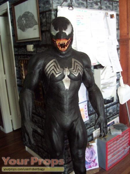 Spiderman   Venom (video game) replica movie prop