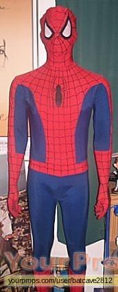 Spiderman (comic books) replica movie costume & Spiderman (comic books) Spiderman Costume (Comic) replica movie costume