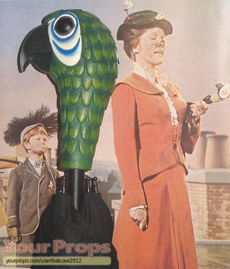 Mary Poppins replica movie prop