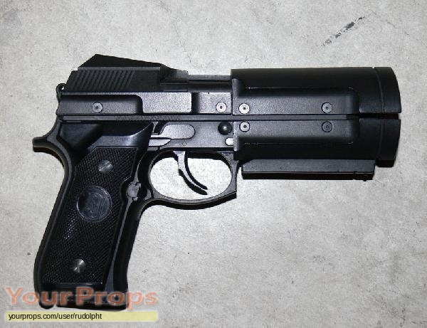 TimeCop replica movie prop weapon