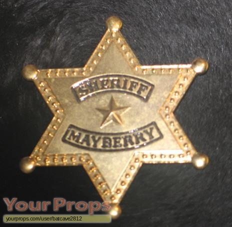 The Andy Griffith Show replica movie prop