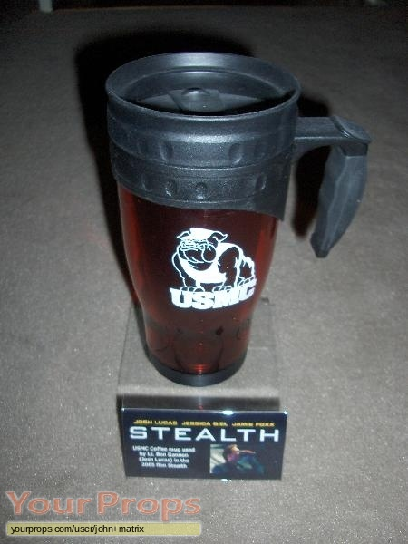 Stealth original movie prop
