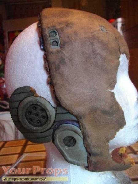 Robocop original make-up   prosthetics