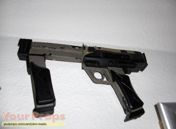 Lost in Space original movie prop weapon