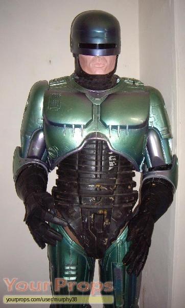 Robocop 2 original movie prop