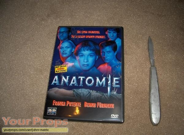 Anatomie original movie prop
