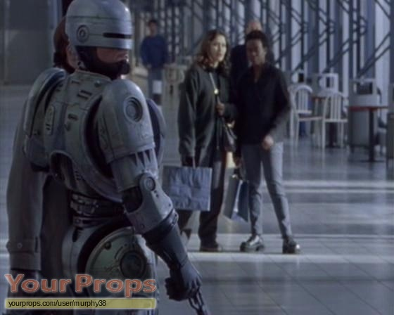 Robocop  Prime Directives original movie prop