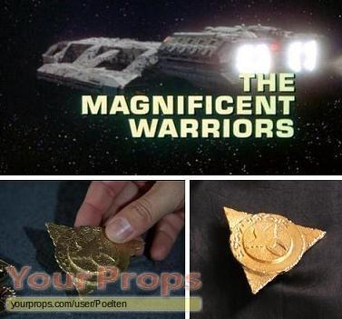 Battlestar Galactica replica movie prop