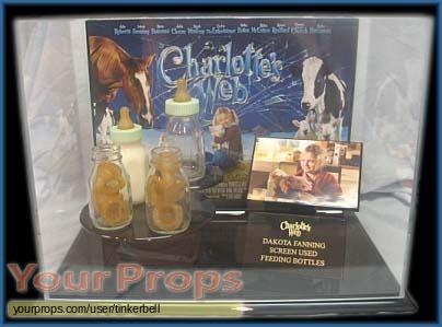 Charlottes Web original movie prop