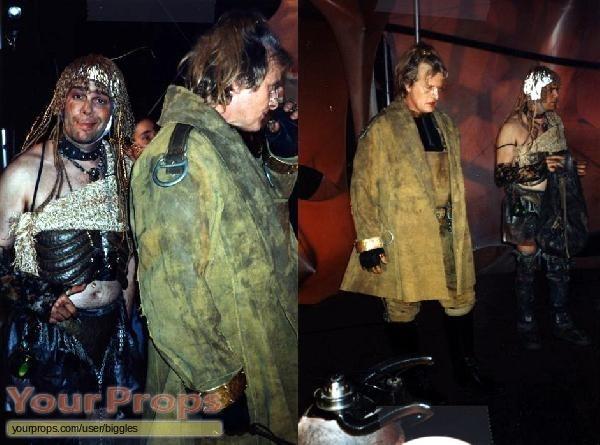 Lexx  The Dark Zone original movie costume