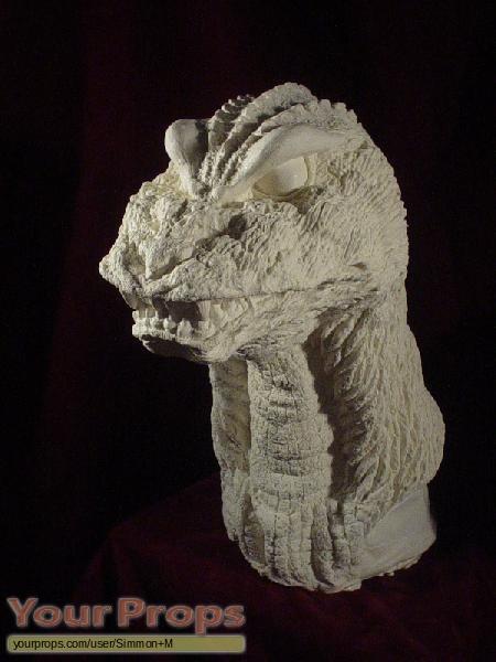Godzilla  Giant Monster Attack replica model   miniature