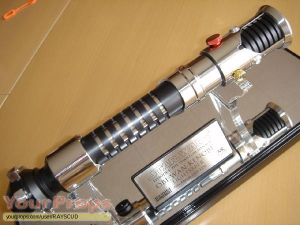 Star Wars  The Phantom Menace Master Replicas movie prop weapon