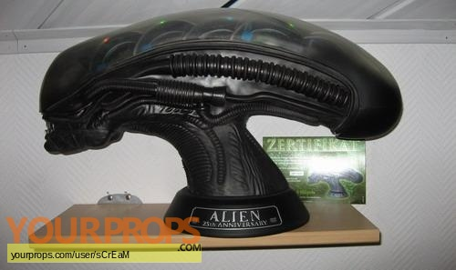 Alien replica production material
