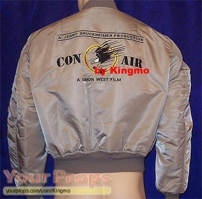 Con Air original film-crew items