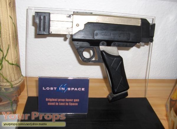 Lost in Space original movie prop weapon
