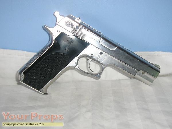 Smallville replica movie prop weapon