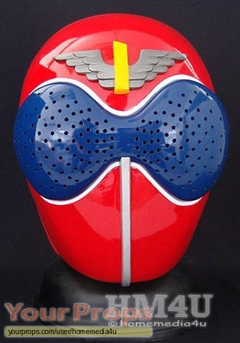 Super Sentai replica movie prop